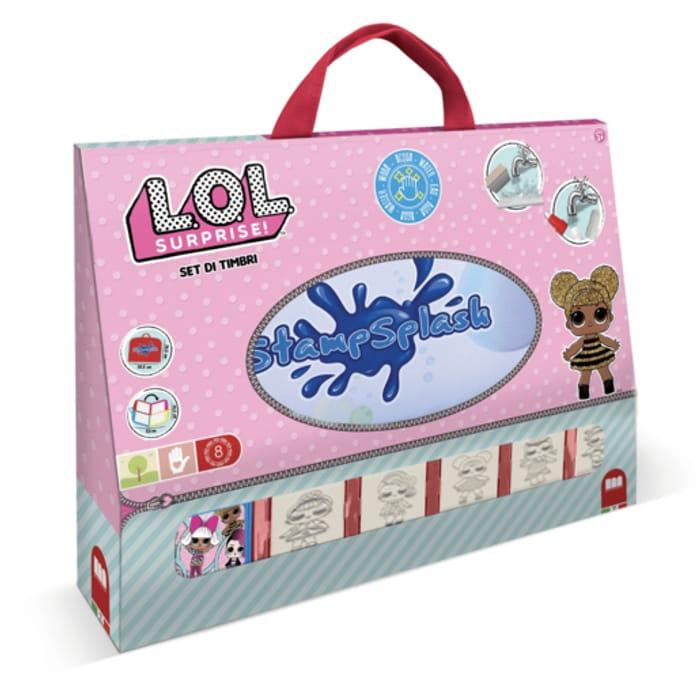 L.O.L. Surprise! Stamp Splash Set
