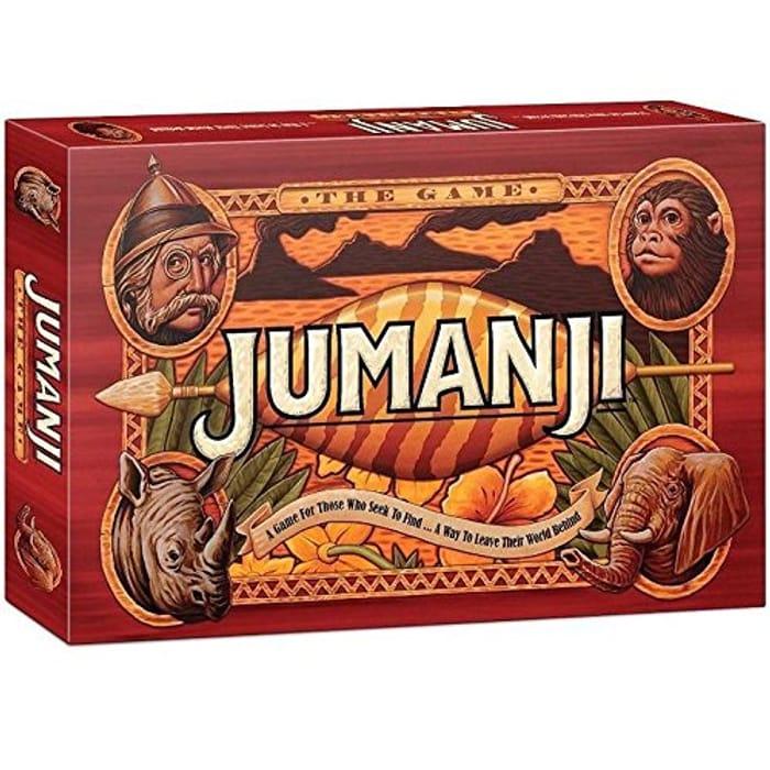 SAVE £7 - JUMANJI - The Board Game