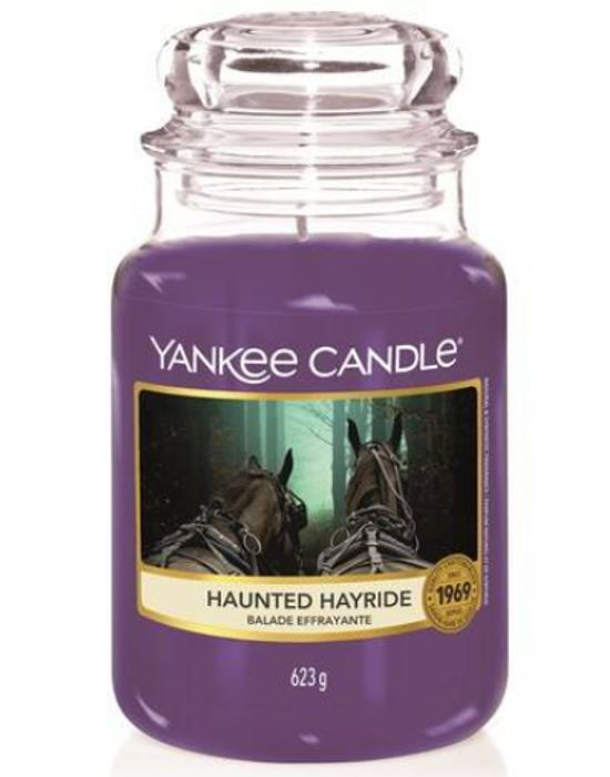 Yankee Large Jar Candle at Yankee Candle - Only £12!