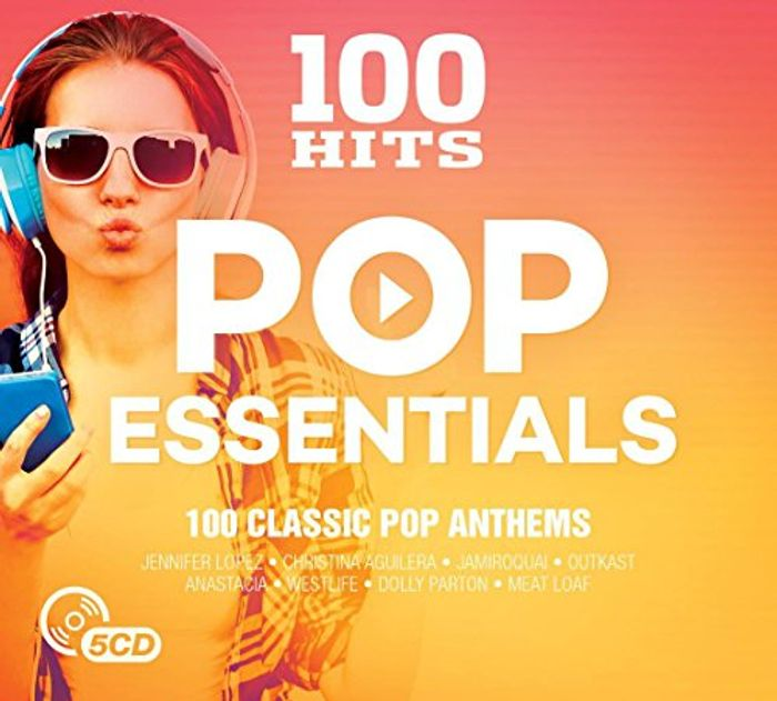 Cheap 100 Hits: Pop Essentials CD Boxset, reduced by £6.77!