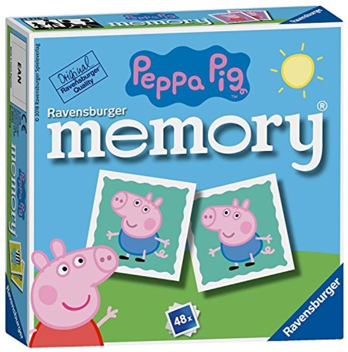 Peppa Pig Game Stocking Filler