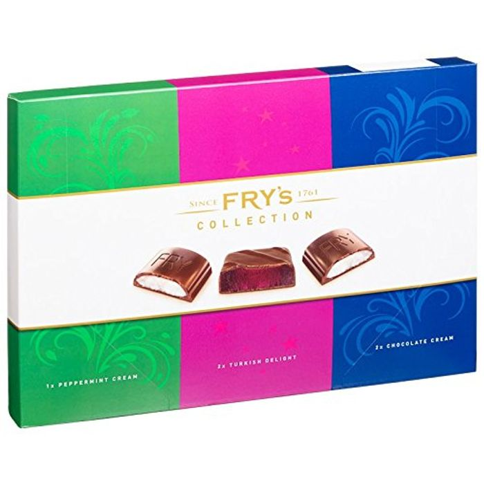 Best Ever Price! Fry's Chocolate Selection Box 249g