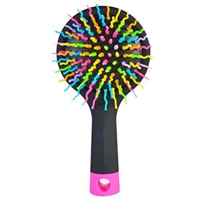 Leading-Star Rainbow Volume Brush