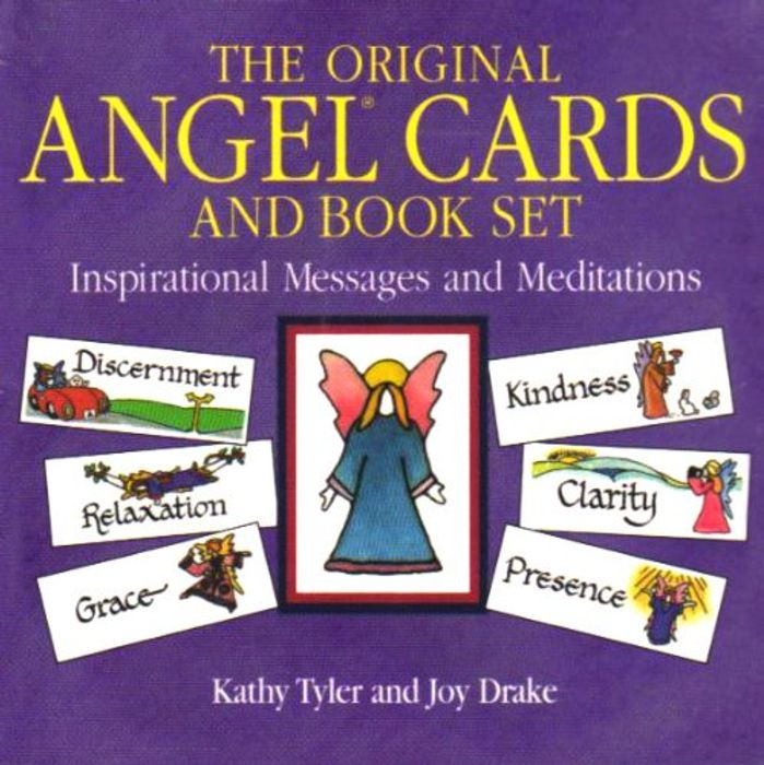 Original Angel Cards and Book Set: Inspirational Messages and Meditations