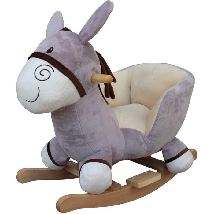 Cuddles Collection Rocking Animal (Donkey)