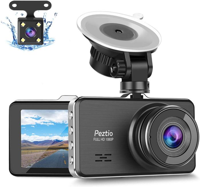 Deal Stack - Car Dash Camera - 25% off + Extra 20%