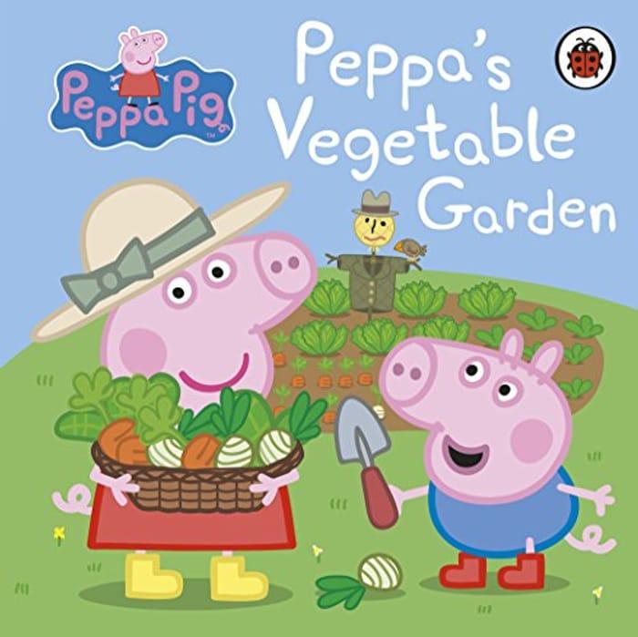 Peppa Pig Garden Book
