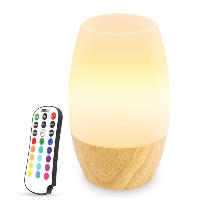 Deal Stack - LED Night Light - 10% off + Lightning Deal