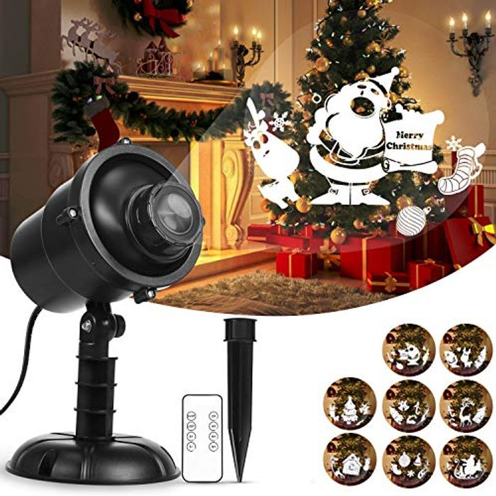1/2 Price Christmas Projector Lights