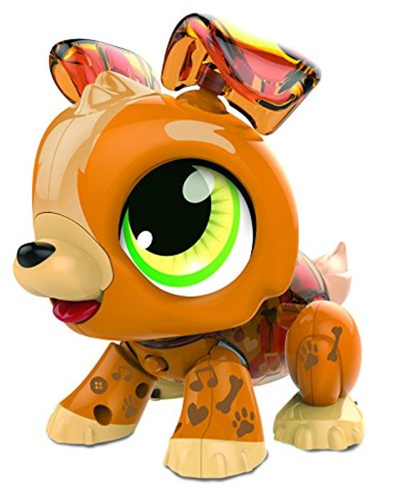 Bargain! Build a Bot Sound Activated Puppy Robot at Amazon