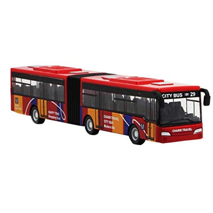 Bus Toy 80% off + Free Delivery