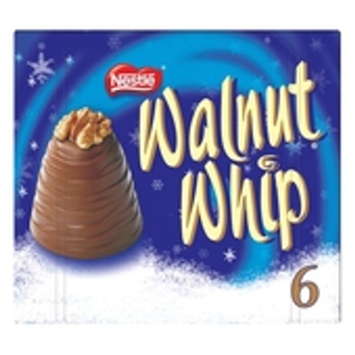 Walnut 6 Whips 180g for £2 at Morrisons