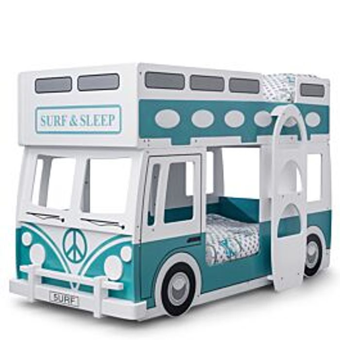 OUT THE WAY! Campervan Bunk Bed