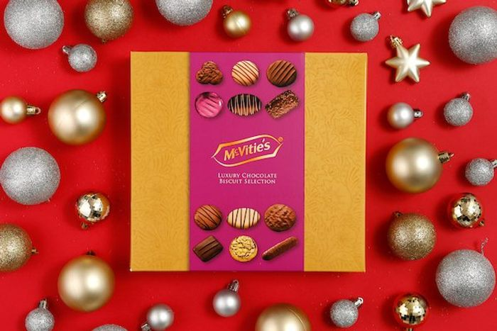 McVitie's Luxury Chocolate Biscuit Selection for £4