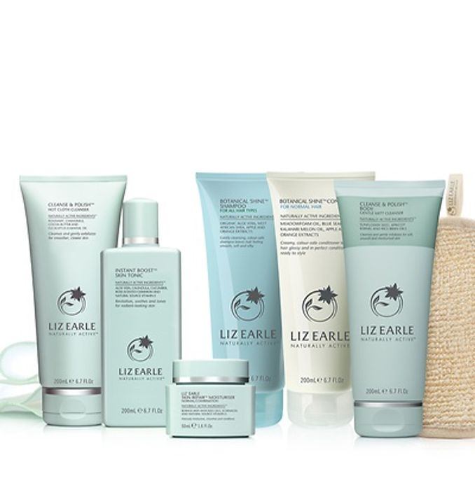 Liz Earle 6 Piece Gift Set worth £110 Now £50! (ENDS TODAY)