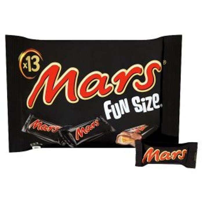 Mars Funsize250g