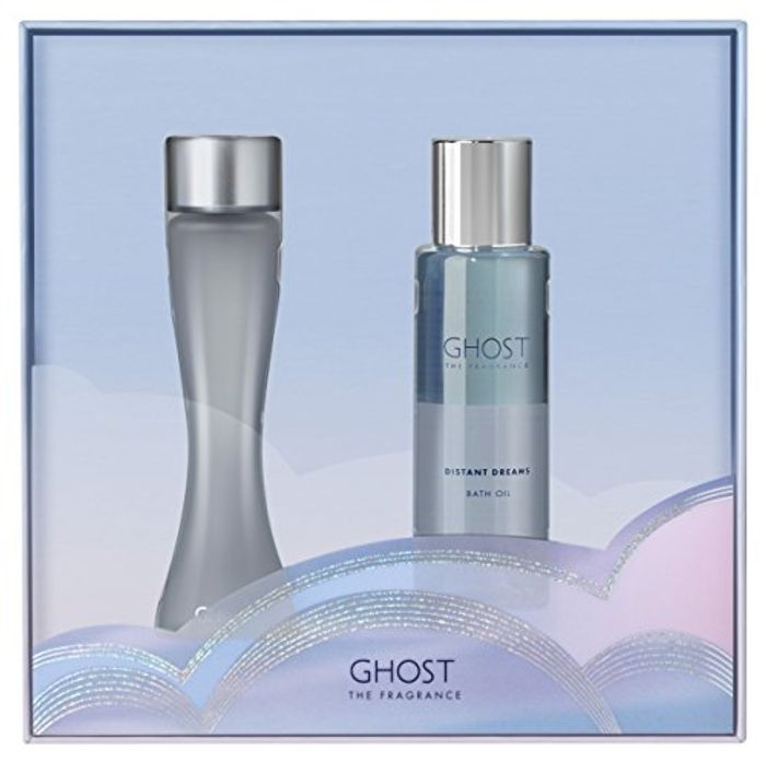 Cheap Ghost Fragrance Eau De Toilette Spray and Bath Oil Gift Set, Only £16!