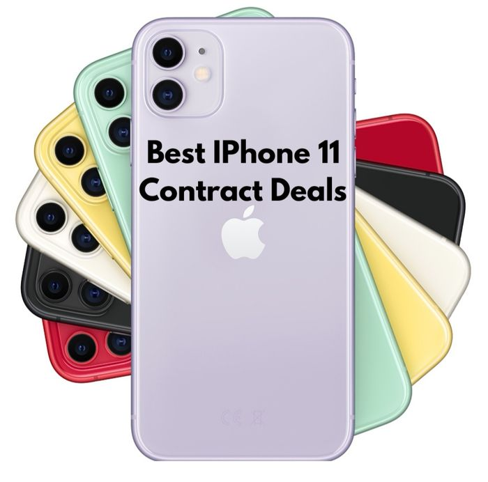 Best Apple iPhone 11 Contract Deals - Big Data to Low Data