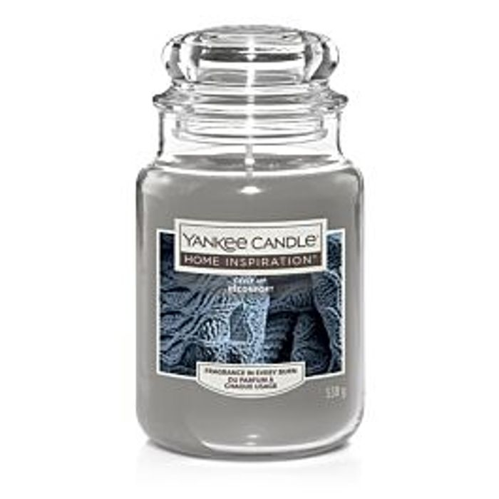 Yankee Candle Home Inspiration Cosy up Large Jar Candle