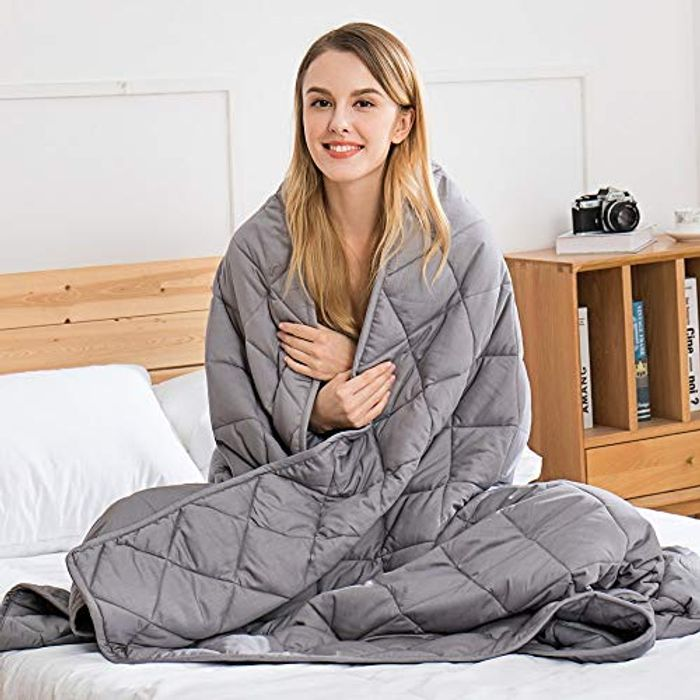 Weighted Blanket 15lb (6.8kg 122x183cm)