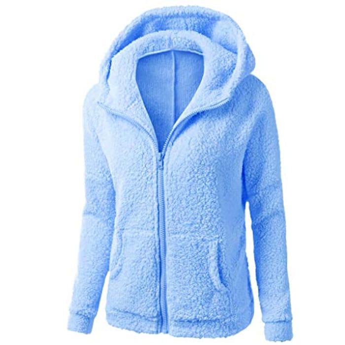 Autumn Winter Teddy Bear Jacket