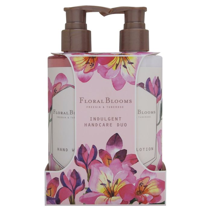 Floral Blooms Indulgent Hand Care Duo