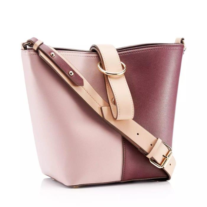 Principles - Multicoloured Colourblock 'Evie' Cross-Body Bag