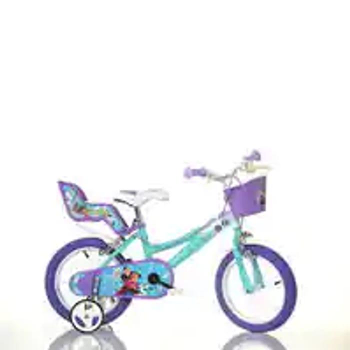 Disney Frozen 2 Kids Bike at Sports Direct - Only £100!