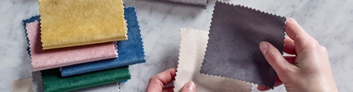 You Can Choose up to 8 Free Fabric Samples