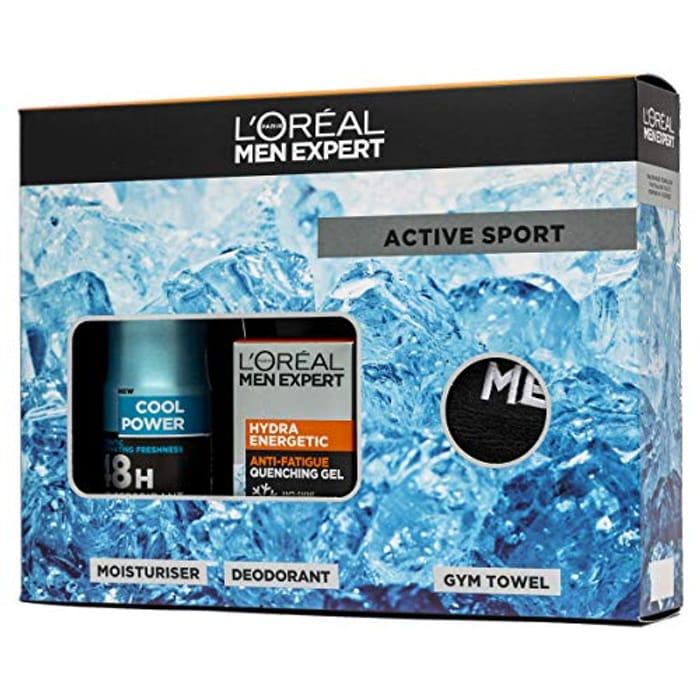 Men's Loreal Gift Set at Amazon - Only £6.75!