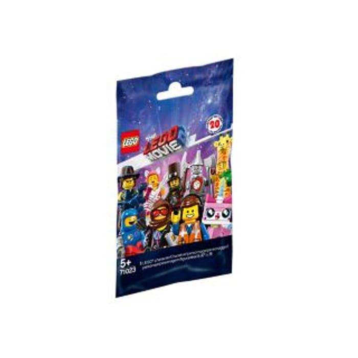 THE LEGO MOVIE 2 Mini Figures