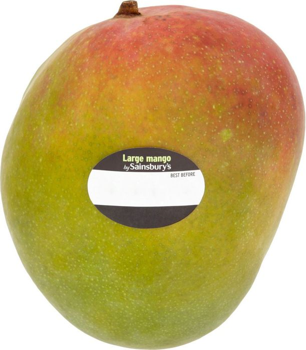 Sainsbury's Large Mango Down From £1 to £0.75