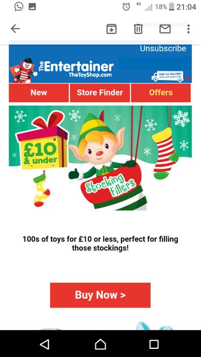 100s of Toys for Just £10 Each