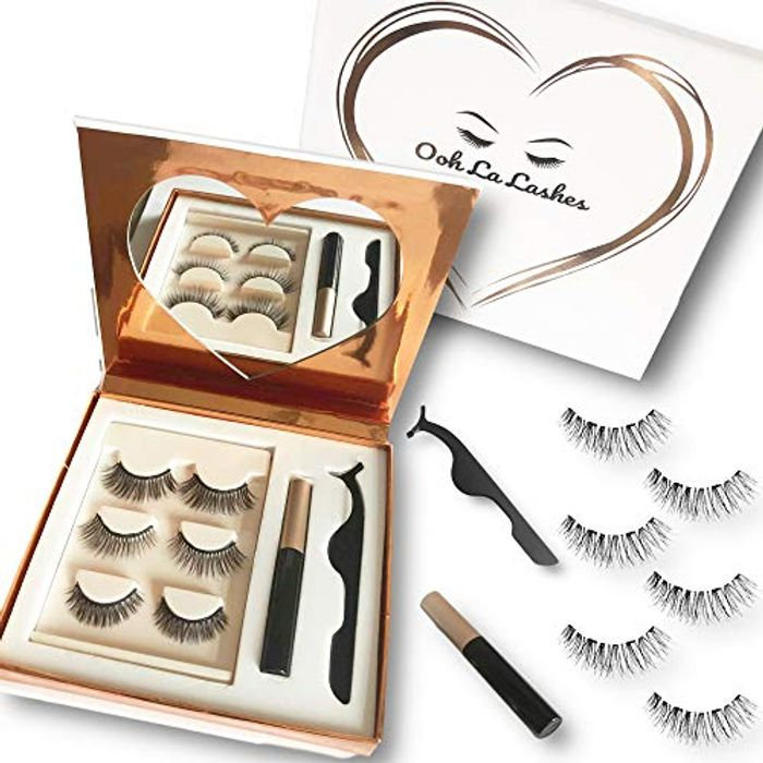 Magnetic Lashes & Liner Set