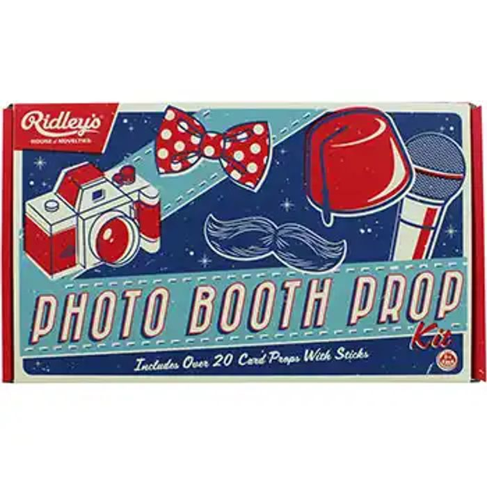 Photo Booth Prop Kit at The Works - Only £3!