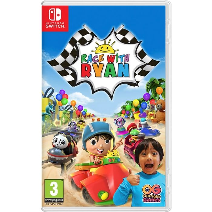 Best Price Race With Ryan Nintendo Switch at Smyths Toys Superstores