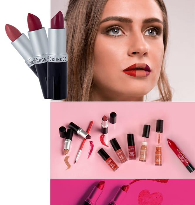 Natural Health - Get 50% off Benecos Lipstick