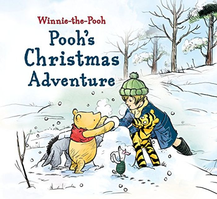 Cheap Winnie-the-Pooh: Pooh's Christmas Adventure, Only £3.59!