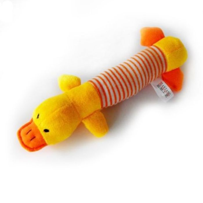 Duck Soft Squeaky Dog Toy Only £1.45 with FREE DELIVERY