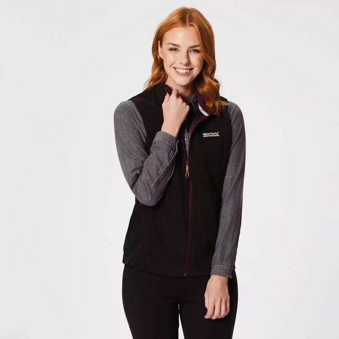 Regatta - Dark Purple Sweetness Body Warmer