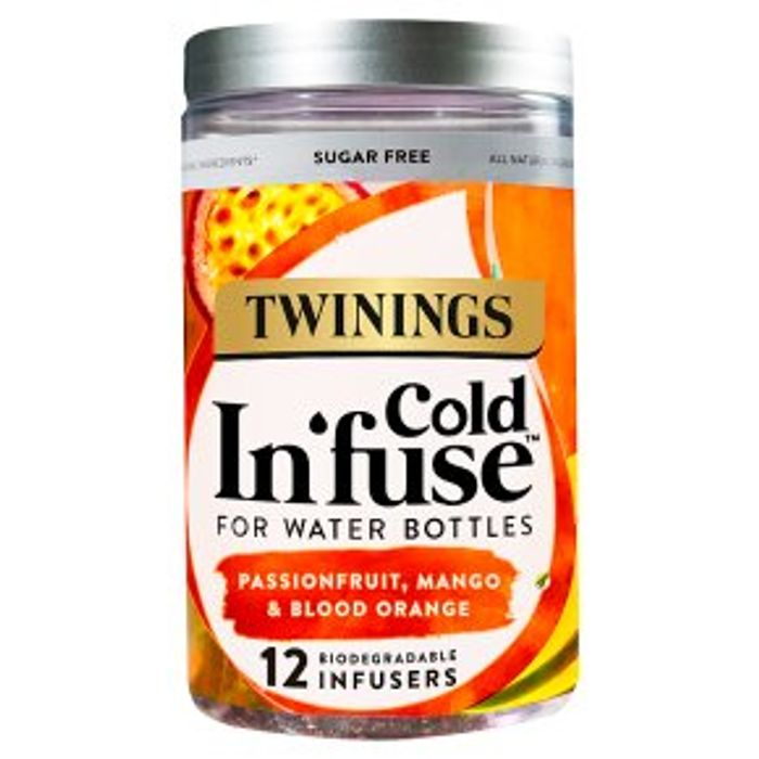 Twinings Cold Infuse (All Flavours) 47%off at Waitrose & Partners