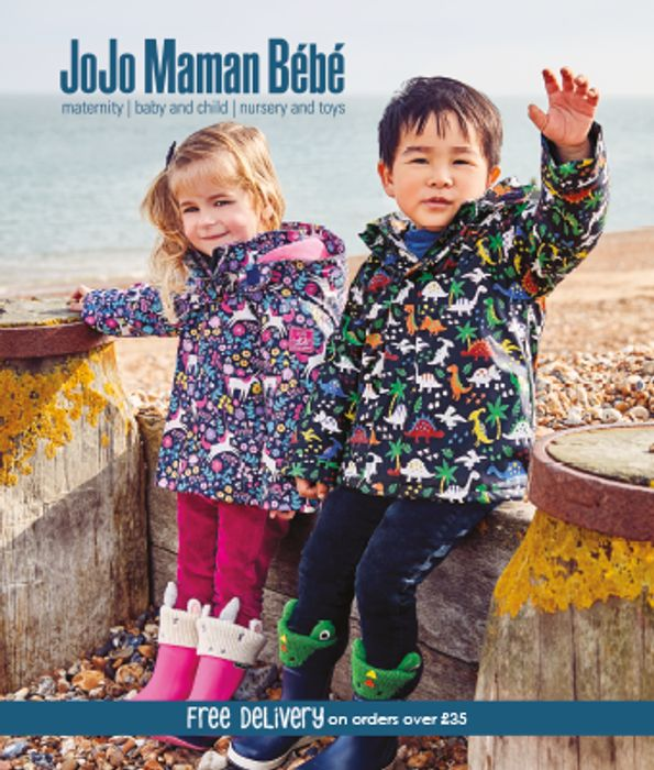 Free JoJo Maman Bebe Catalogue
