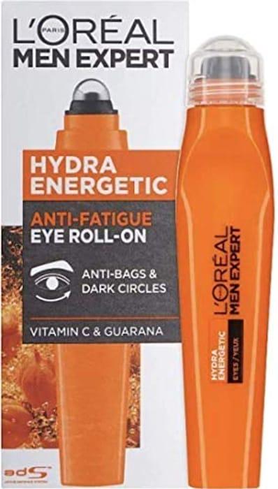 L'Oreal Men Expert Hydra Energetic Eye Roll-on 10ml