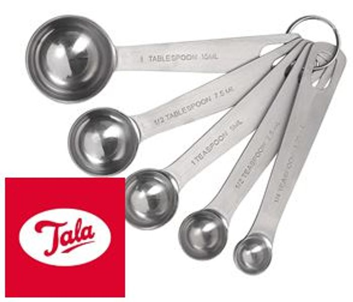 PRICE DROP! Tala Measuring Spoons + FREE DELIVERY *4.6 STARS*