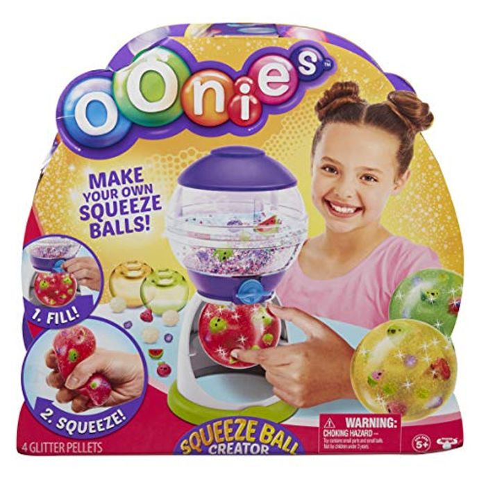 Oonies 19966 SQUEEZE BALL CREATOR, Multi-Colour