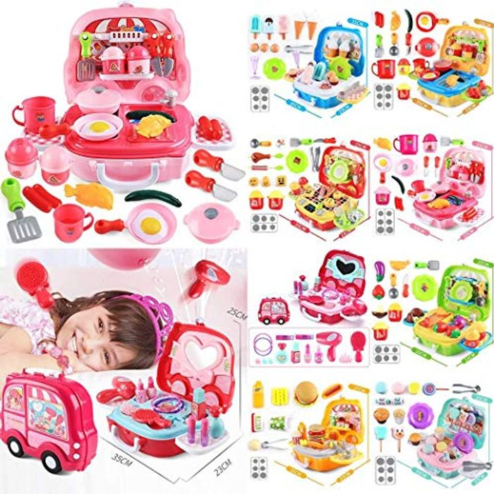 Hamburger Suitcase Toy 70% off + Free Delivery