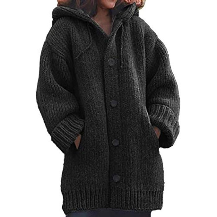 Knitted Coat 70% off + Free Delivery