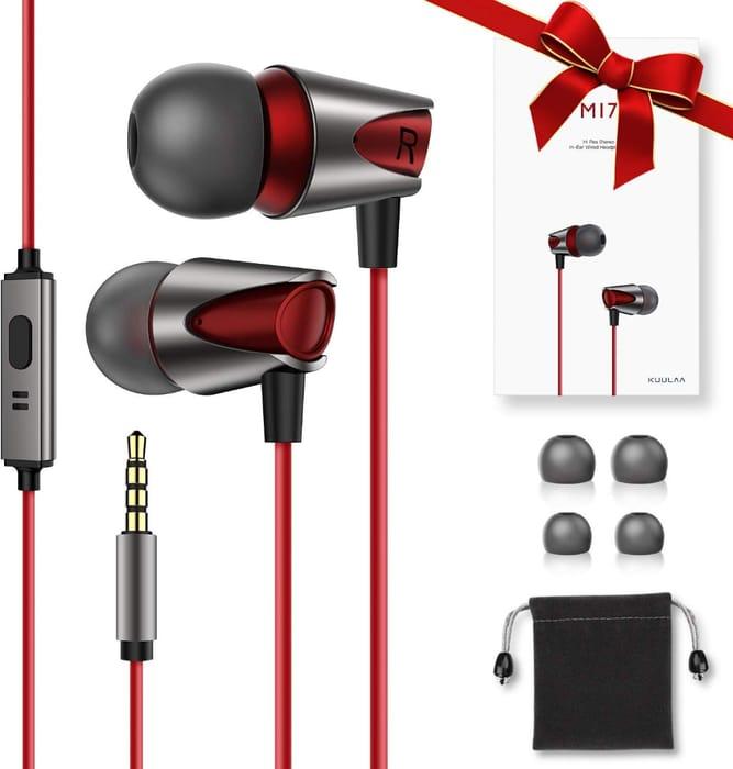 In-Ear Headphones - 45% off