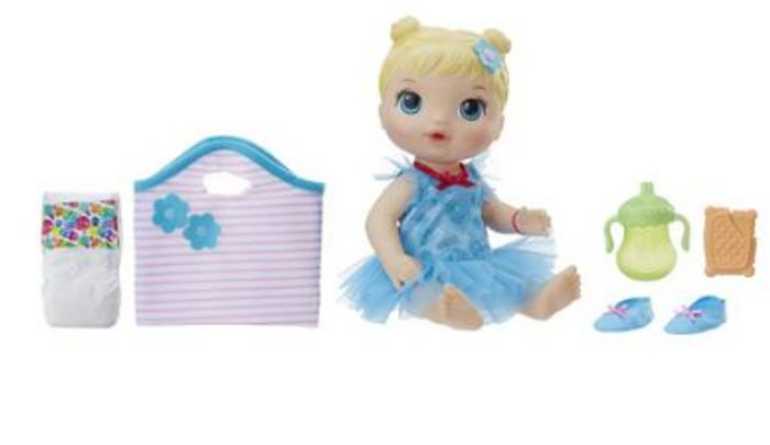 Baby Alive Dance Time Baby Doll Only £12.5