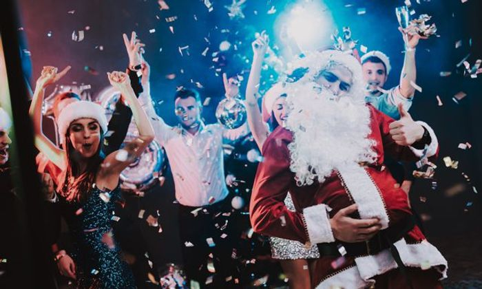 52% off a Christmas Boat Party with Hurlingham Cruises